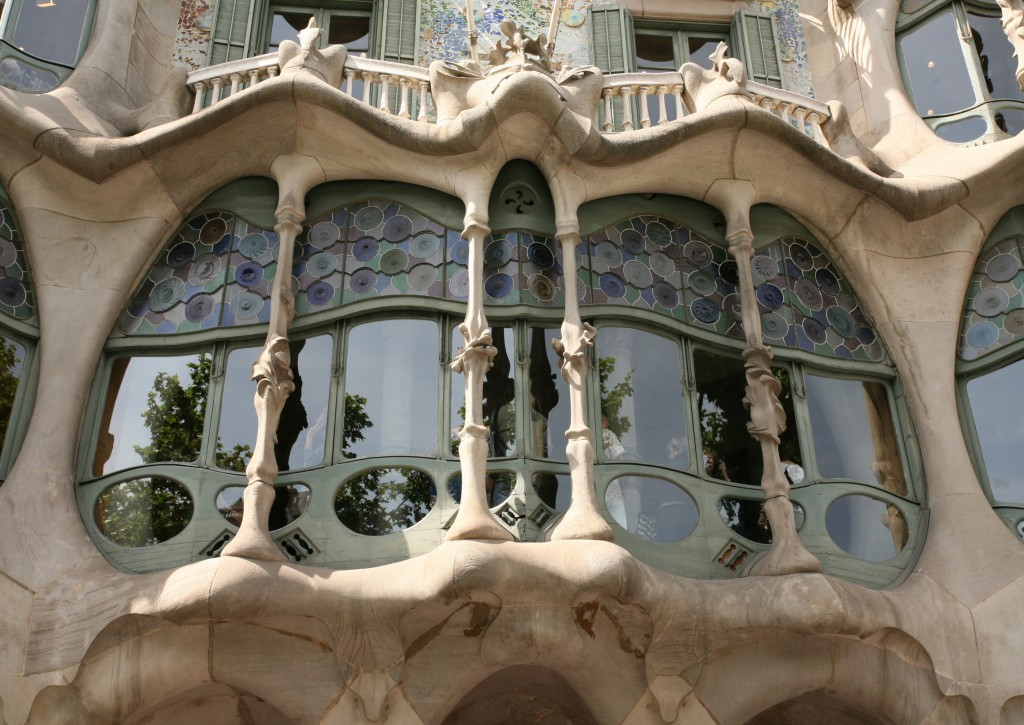 Baroque Edificio ACV Spain