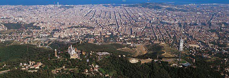 Parc-Collserola.Barcelona