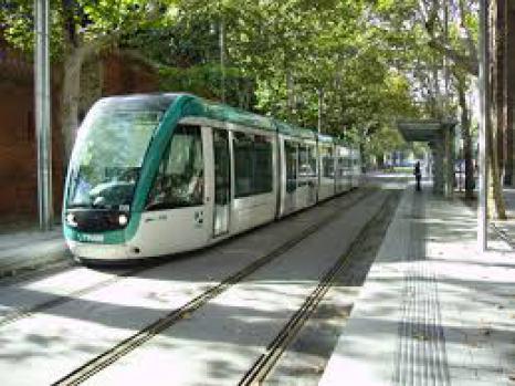 Transporte publico Barcelona